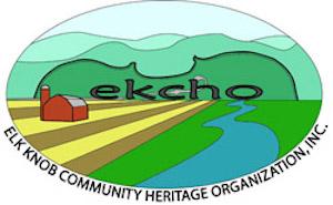 Elk Knob Community Heritage Organization (EKCHO) logo