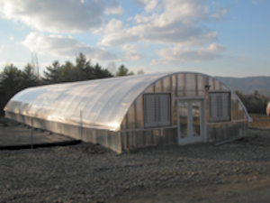 Appalachian's greenhouse