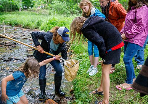 LE creek outreach